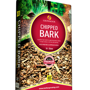 Growmoor Mini Chip Bark 60L