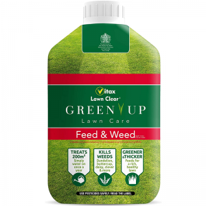 Green Up Lawn Feed & Weed Liquid