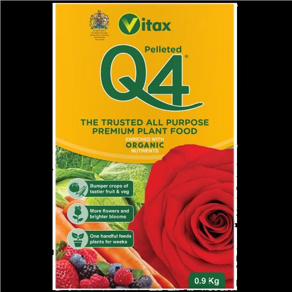 Vitax Q4 Premium Fertiliser