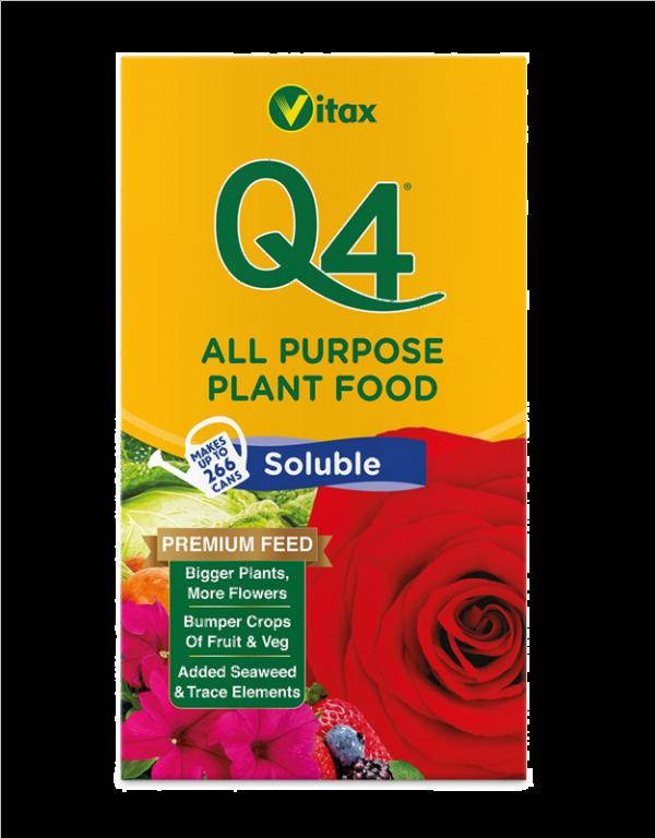 Q4 Premium Soluble Feed
