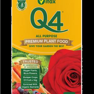 Vitax Q4 2.5g Box