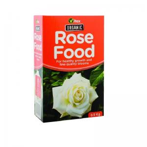 Organic Rose Food 900g