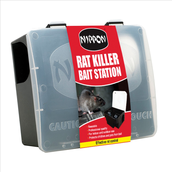 Nippon Rat Bait Station