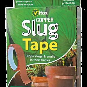 Copper Slug Tape 4m