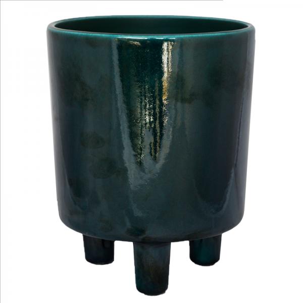 Pisa Emerald Planter 20cm