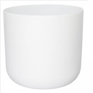Lisbon Planter White 20.5cm