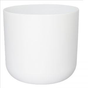 Lisbon Planter White 24cm