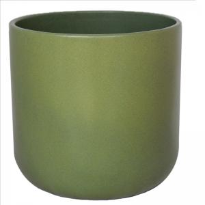 Lisbon Planter Olive 11.5cm