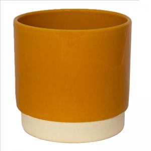 Enos Pot Mustard 10cm