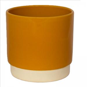 Enos Pot Mustard 11.5cm