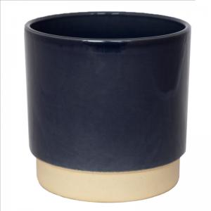Enos Pot Blue 13cm