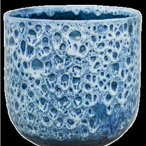 Sapphire Planter 13cm