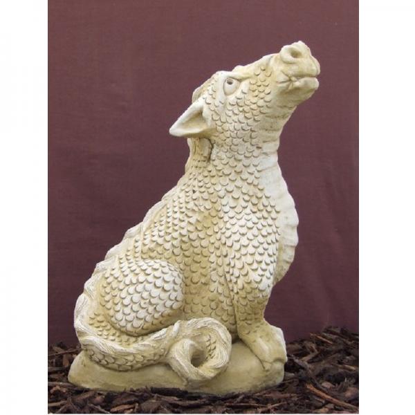 Terror Dragon Garden Ornament
