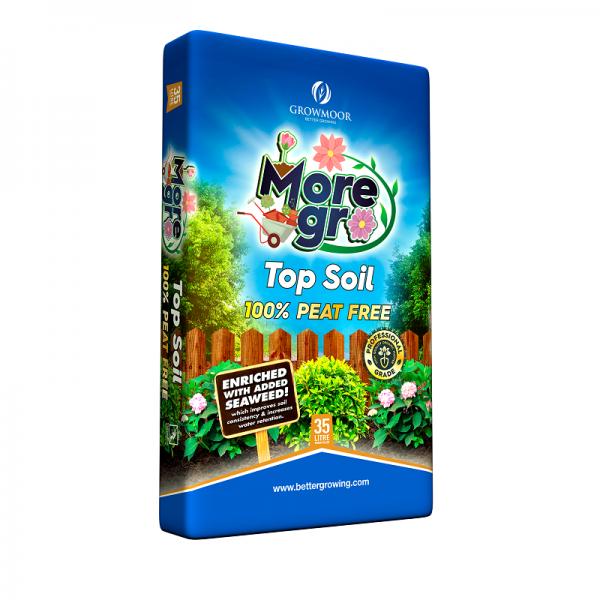 Enriched Top Soil 35L
