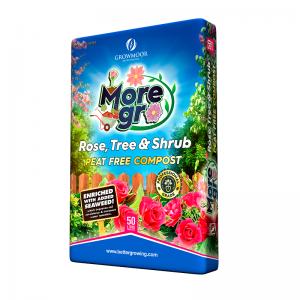 Rose Tree & Shrub Peat Free 50L
