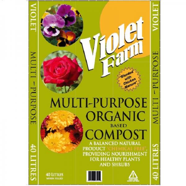 Violet Farm Organic Peat