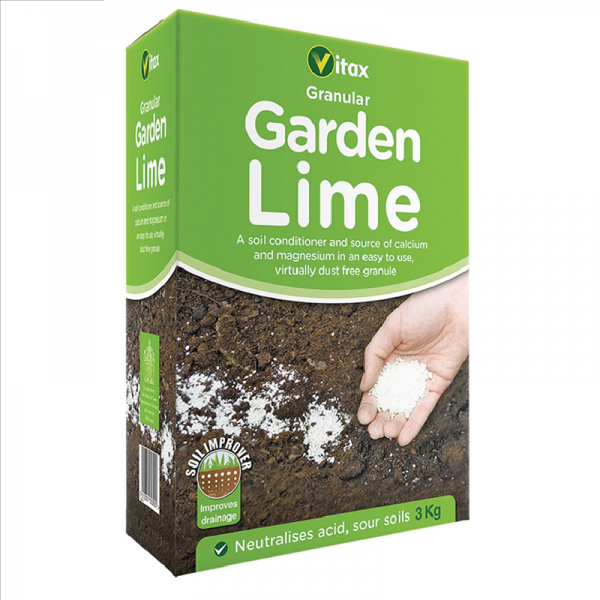 Granular Garden Lime 3kg