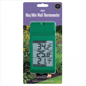 Digital Max/Min Wall Thermometer