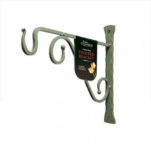 Twisted Bracket Sage - 35cm