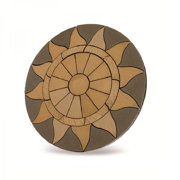 Sun Circle Patio Kit  2.56m
