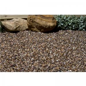 Brown Pea Gravel Bulk Bag