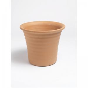 Medium Ribbed Flowerpot