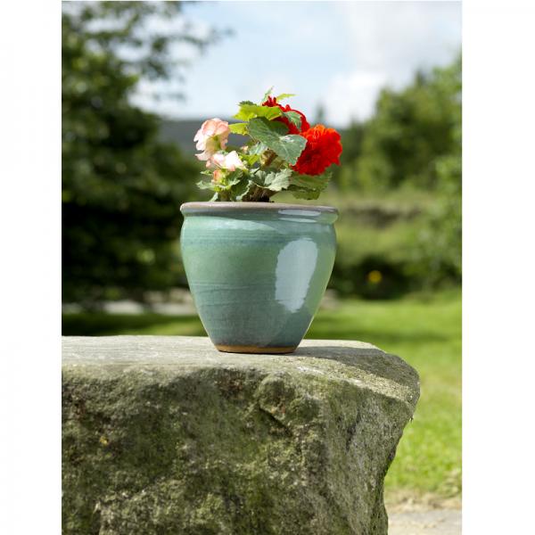 Small Conservatory Pot Leaf