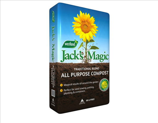 Jack's Magic All Purpose Compost 60L