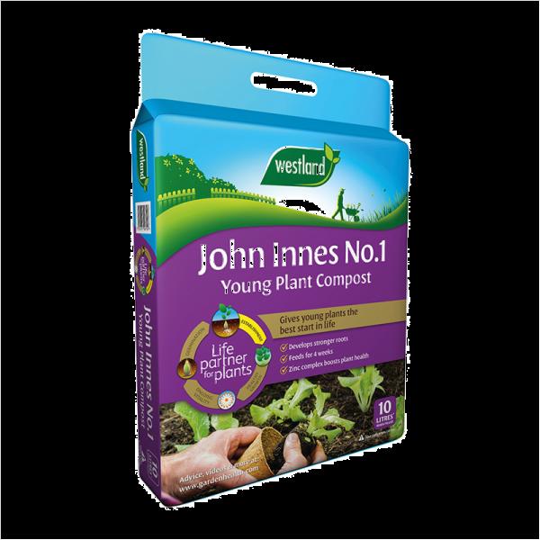 John Innes No 1 Young Plant 10L