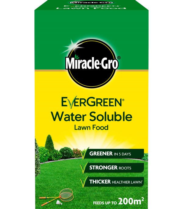 Evergreen® Lawn Food