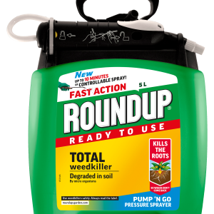Roundup® Total Pump 'n Go 5L