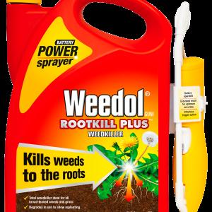 Weedol Rootkill Plus RTU 5L