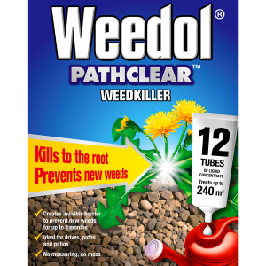 Weedol Pathclear Tubes x12