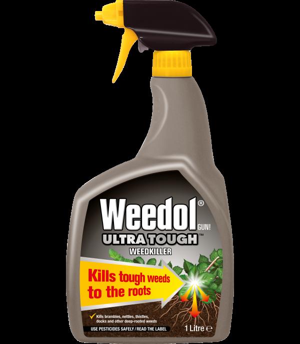 Weedol Gun Ultra Tough RTU 1L