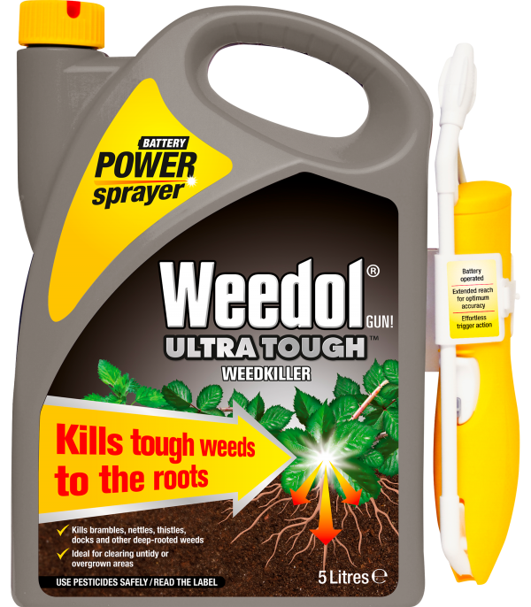 Weedol Gun Ultra Tough RTU 5L