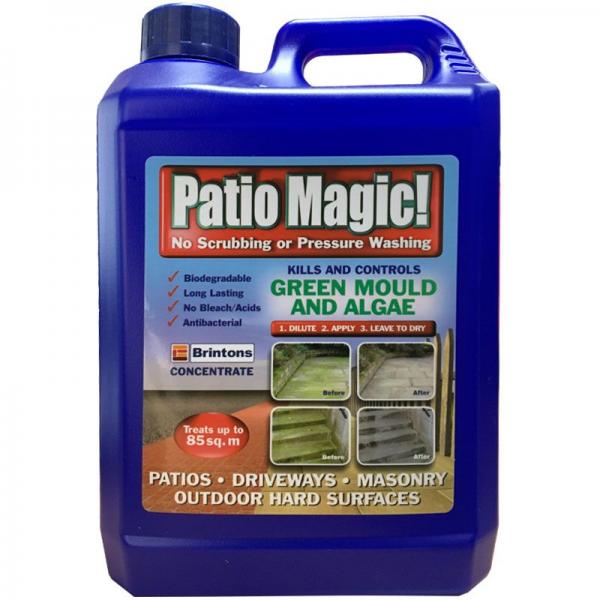 Patio Magic!