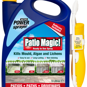 Patio Magic RTU Spray