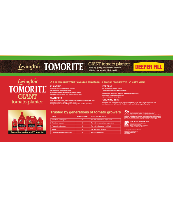 Levington® Tomorite®® Giant Planter
