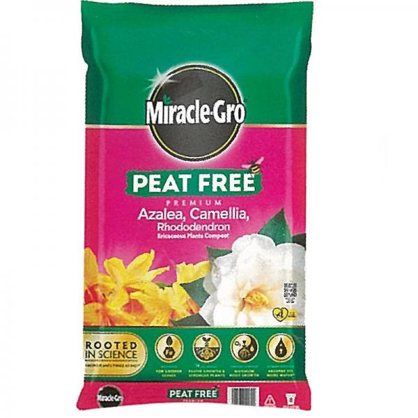 Miracle-Gro® Azalea, Camellia Compost
