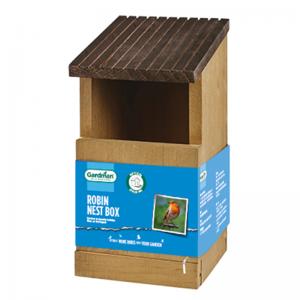 Robin Nest Box