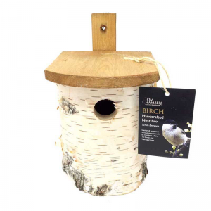 Birch Nest Box