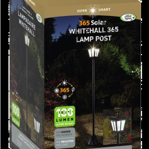 Whitehall 365 Solar Lamp Post