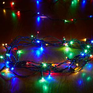 400 Multi Coloured LEDs