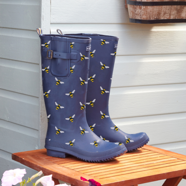 Rubber Wellingtons - Bees