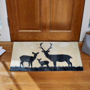 Deer Family Ritzy Rug