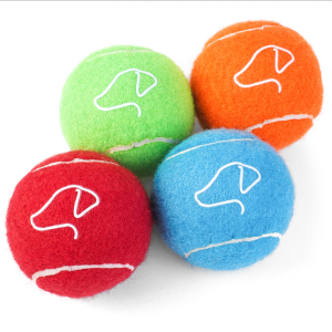 Pooch Tennis Balls 6.5cm - 12 Pack
