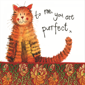 Purrfect Card