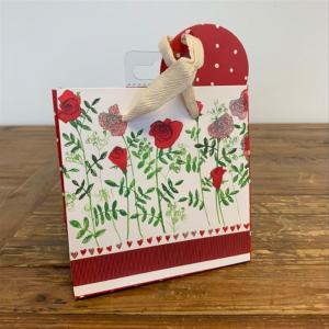 Ruby Roses Gift Bag