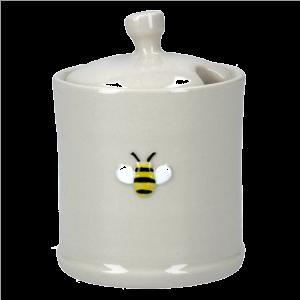 Ceramic Mini Honey Pot