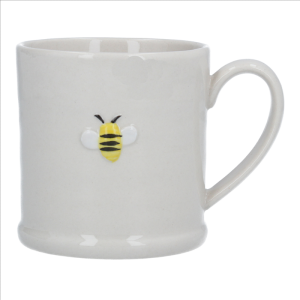 Ceramic Mini Mug with Bee